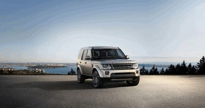 2016 Land Rover Discovery Graphite 1