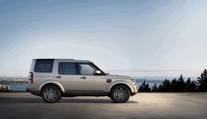 2016 Land Rover Discovery Graphite 2