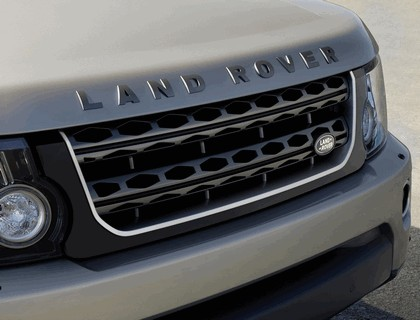 2016 Land Rover Discovery Graphite 8