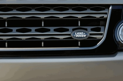 2016 Land Rover Discovery Graphite 9