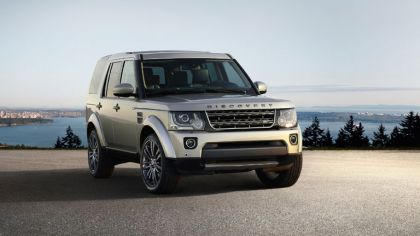 2016 Land Rover Discovery Graphite 3