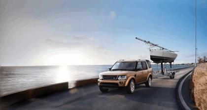 2016 Land Rover Discovery Landmark 3