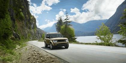2016 Land Rover Discovery Landmark 5