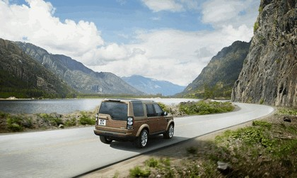 2016 Land Rover Discovery Landmark 6