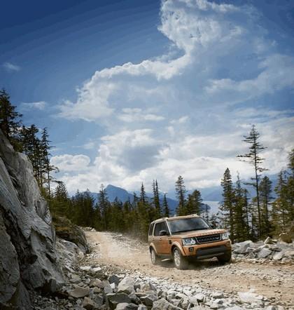 2016 Land Rover Discovery Landmark 7