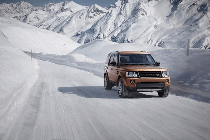 2016 Land Rover Discovery Landmark 8