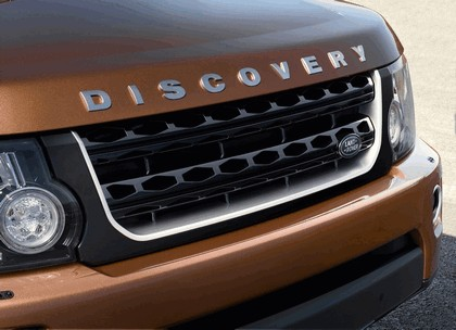 2016 Land Rover Discovery Landmark 9