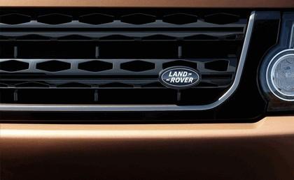 2016 Land Rover Discovery Landmark 10
