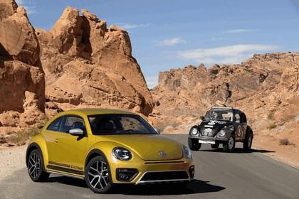 2016 Volkswagen Beetle Dune 4