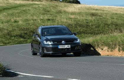 2016 Volkswagen Golf GTD Estate - UK version 4