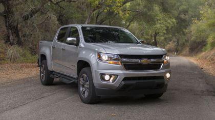 2016 Chevrolet Colorado diesel 1