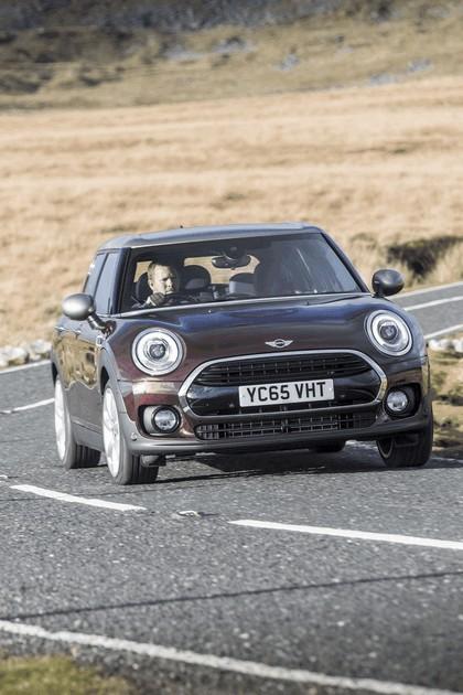 2015 Mini Cooper D Clubman - UK version 14