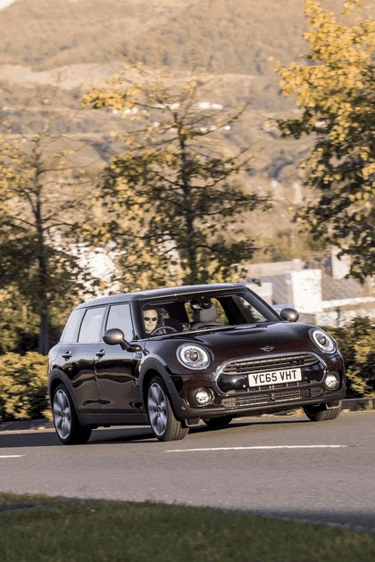 2015 Mini Cooper D Clubman - UK version 77