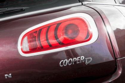 2015 Mini Cooper D Clubman - UK version 96