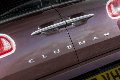 2015 Mini Cooper D Clubman - UK version 100