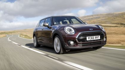 2015 Mini Cooper D Clubman - UK version 9