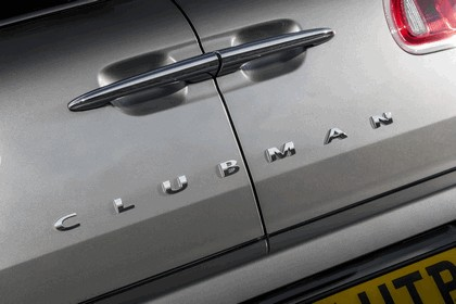 2015 Mini Cooper S Clubman - UK version 89