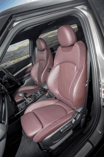 2015 Mini Cooper S Clubman - UK version 104