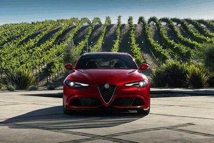 2015 Alfa Romeo Giulia Quadrifoglio - USA version 7