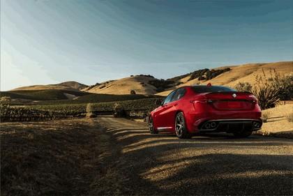 2015 Alfa Romeo Giulia Quadrifoglio - USA version 14