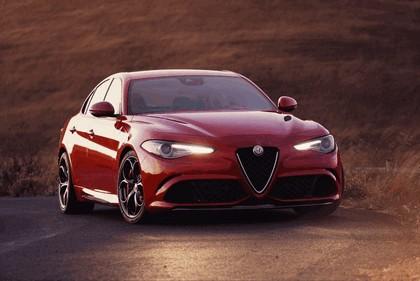 2015 Alfa Romeo Giulia Quadrifoglio - USA version 16