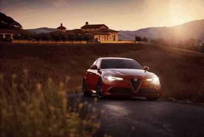 2015 Alfa Romeo Giulia Quadrifoglio - USA version 19