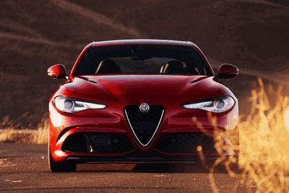 2015 Alfa Romeo Giulia Quadrifoglio - USA version 25