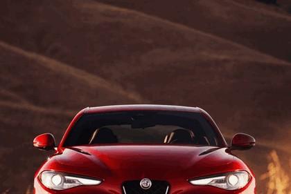 2015 Alfa Romeo Giulia Quadrifoglio - USA version 27