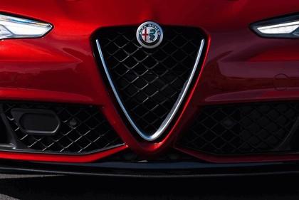 2015 Alfa Romeo Giulia Quadrifoglio - USA version 29