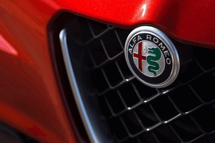 2015 Alfa Romeo Giulia Quadrifoglio - USA version 31