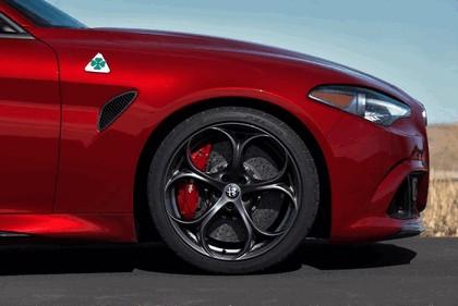 2015 Alfa Romeo Giulia Quadrifoglio - USA version 37