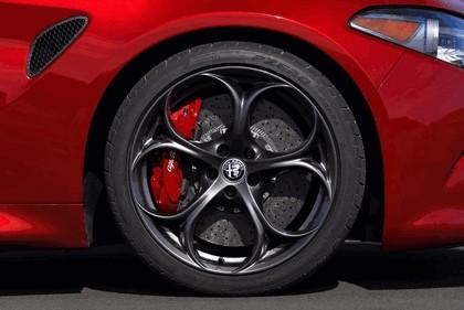 2015 Alfa Romeo Giulia Quadrifoglio - USA version 38