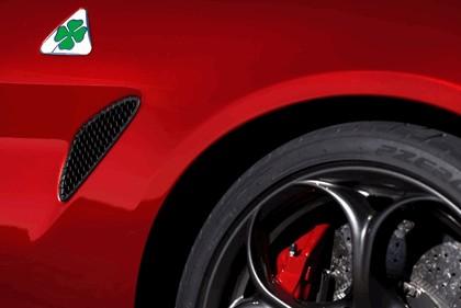 2015 Alfa Romeo Giulia Quadrifoglio - USA version 39