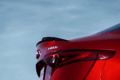 2015 Alfa Romeo Giulia Quadrifoglio - USA version 43