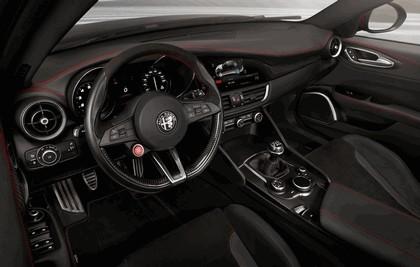 2015 Alfa Romeo Giulia Quadrifoglio - USA version 64