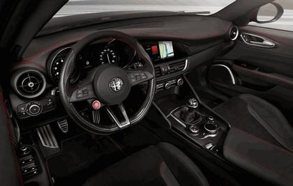 2015 Alfa Romeo Giulia Quadrifoglio - USA version 65