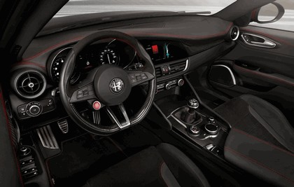 2015 Alfa Romeo Giulia Quadrifoglio - USA version 66