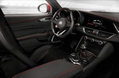 2015 Alfa Romeo Giulia Quadrifoglio - USA version 67