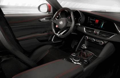 2015 Alfa Romeo Giulia Quadrifoglio - USA version 68