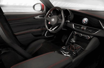 2015 Alfa Romeo Giulia Quadrifoglio - USA version 69