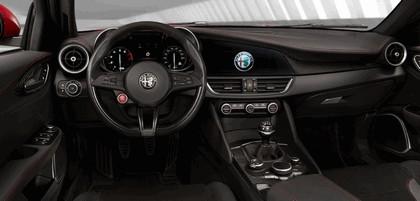 2015 Alfa Romeo Giulia Quadrifoglio - USA version 70