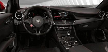 2015 Alfa Romeo Giulia Quadrifoglio - USA version 71