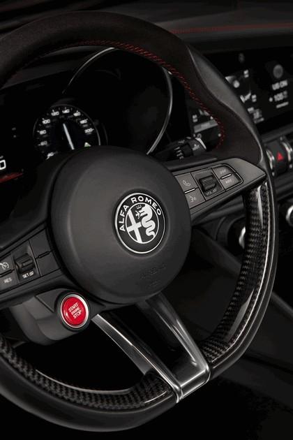 2015 Alfa Romeo Giulia Quadrifoglio - USA version 74