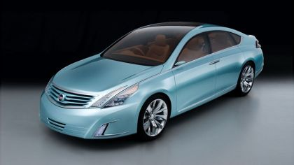 2007 Nissan Intima concept 9