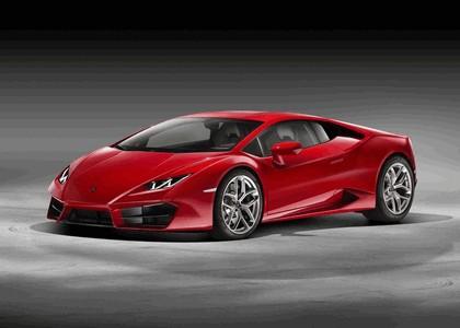 2015 Lamborghini Huracán LP 580-2 1