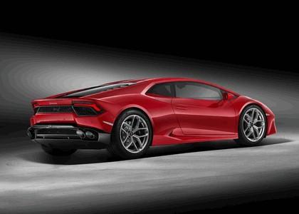 2015 Lamborghini Huracán LP 580-2 3