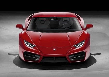2015 Lamborghini Huracán LP 580-2 4