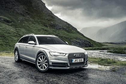 2015 Audi A6 Allroad Sport 4