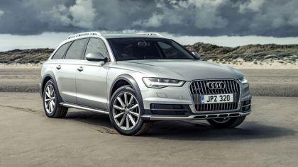2015 Audi A6 Allroad Sport 7