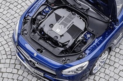 2015 Mercedes-AMG SL 65 10